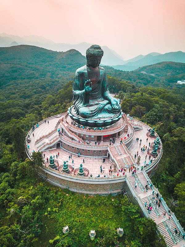 Big Buddha by Jason Cooper on Unsplash (CC0)