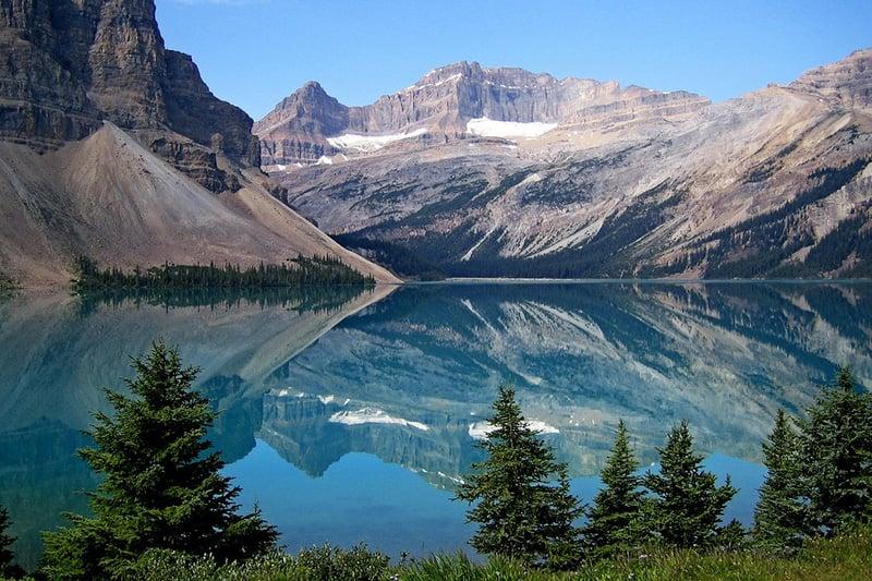 Bow Lake, Alberta - CC0 (Pixabay)