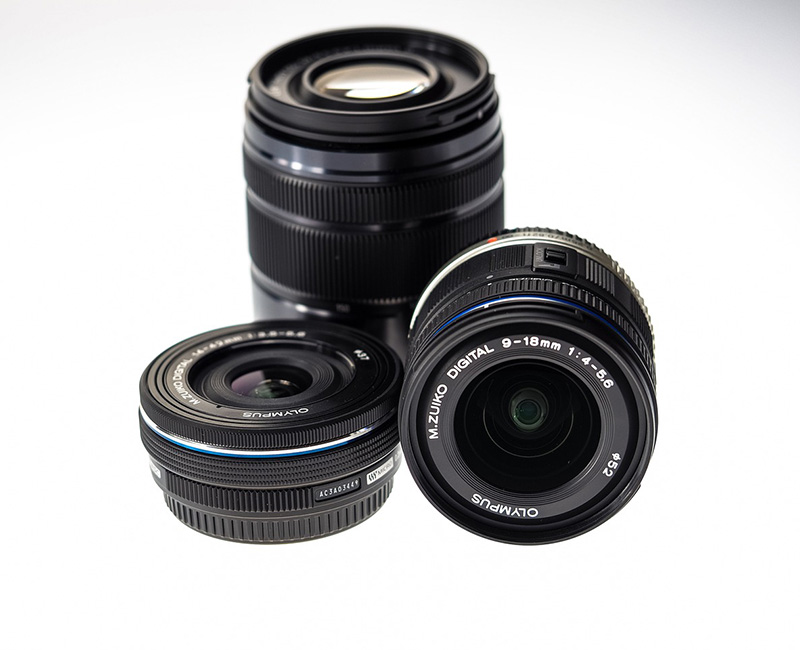 Camera lenses - CC0 (Pixabay)