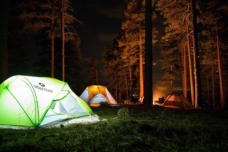 Campsite - CC0 - Pixabay