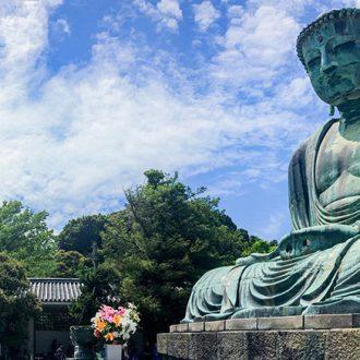 Great Buddha of Kamakura - Image by Nicholas Hastie