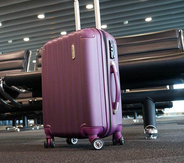 Luggage - CC0 (Pixabay)