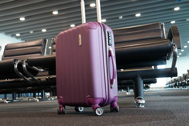 Luggage - CC0 (Pixabay)