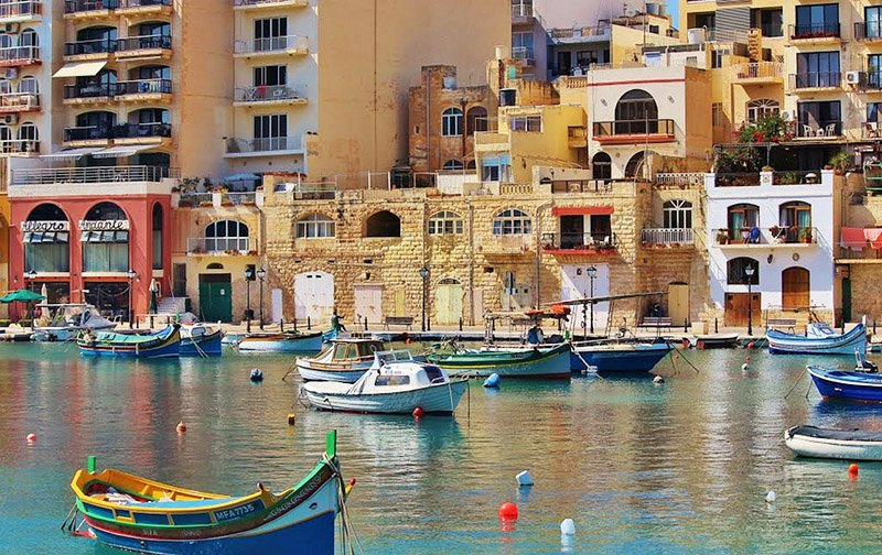 Malta in the summer - CC0 (Pixabay)