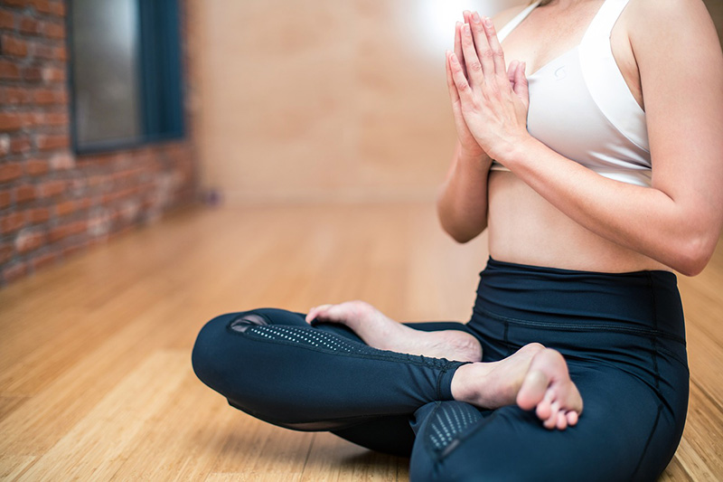 Meditation - CC0 (Pixabay)
