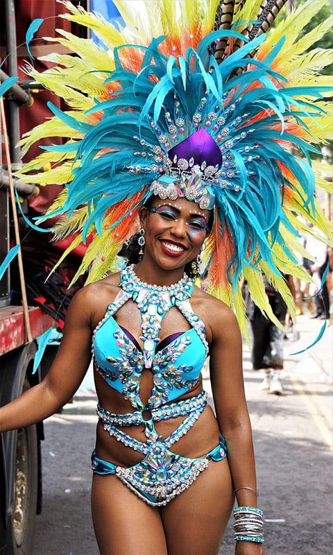 Notting Hill Carnival - CC0 (Pixabay)