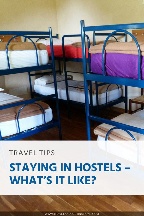 Pinterest - Staying in Hostels – What's It Like_