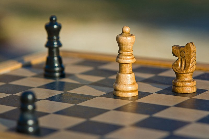 Playing Chess - CC0 (Pixabay)