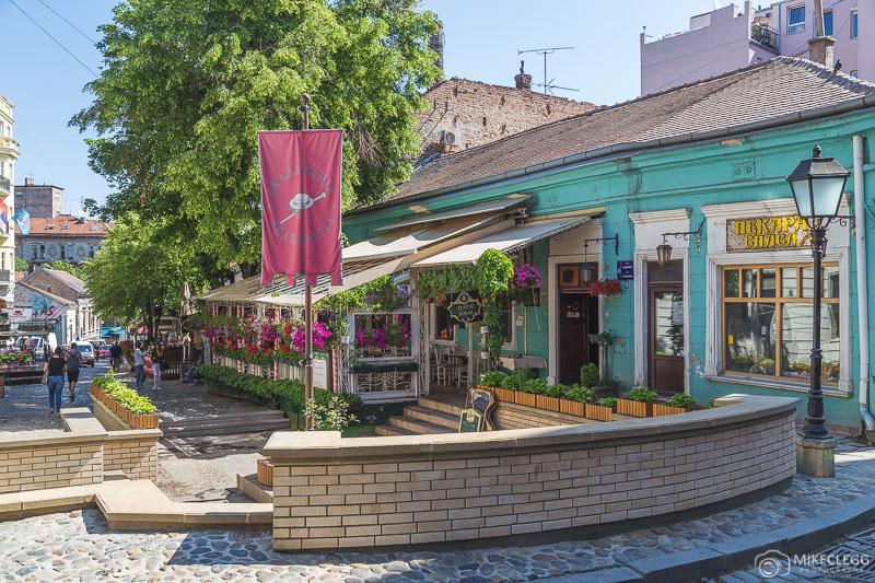 Skadarlija, Belgrade
