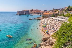 Summer destinations and beaches in Europe