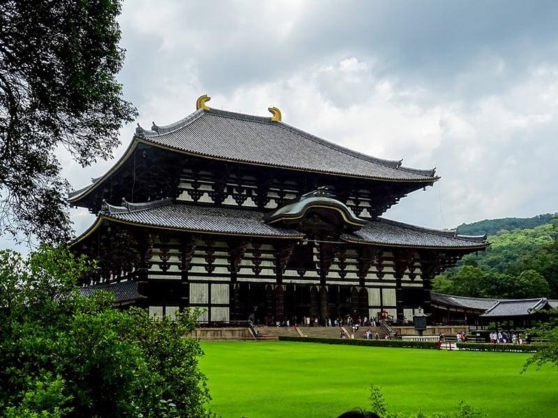 Tōdai-ji temple - Nara - Japan - CC0 (Pixabay)