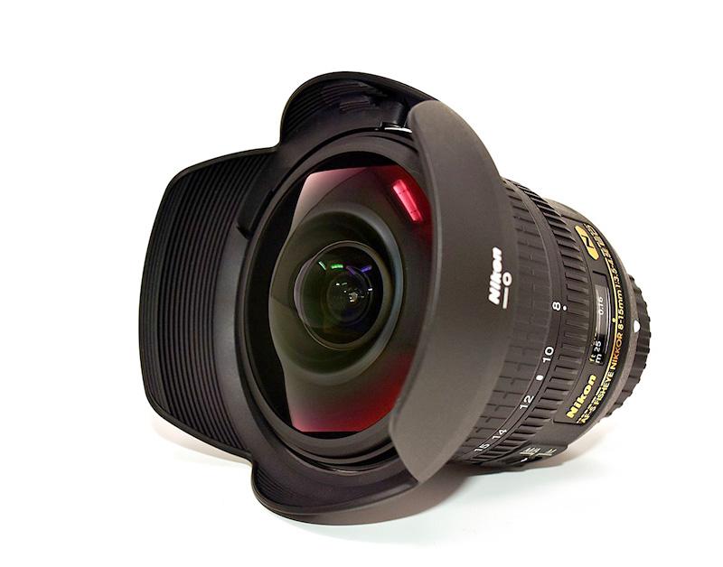 Wide Angle Lens - CC0 (Pixabay)