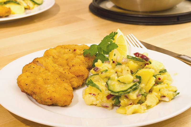 Wiener Schnitzel in Austria - CC0 (via Pixabay)