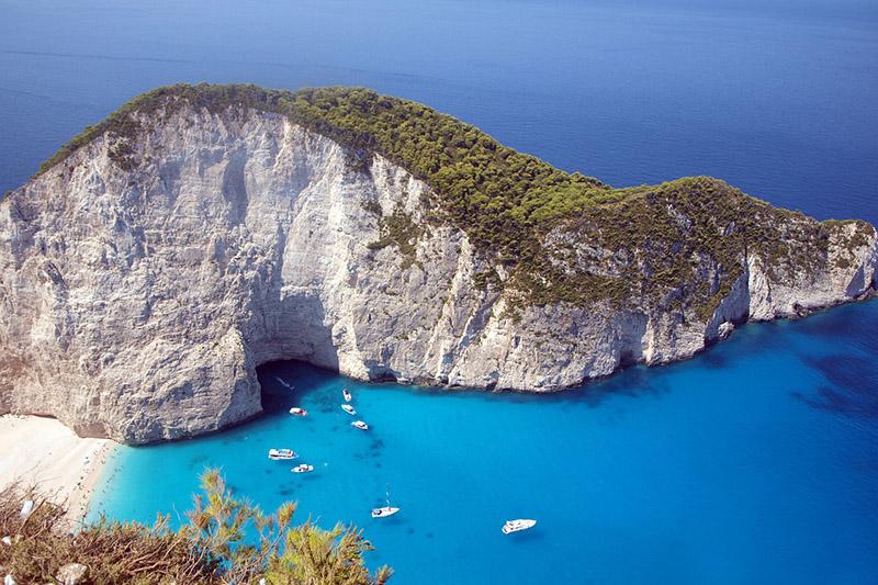 Zakynthos Greek Island - CC0 (Pixabay)