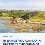 10 Things You Can Do In Guernsey This Summer