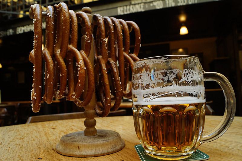 Beer in Czech Republic - CC0 (Pixabay)