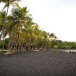 Big Island Hawaii - Black Sand - CC0 (Pixabay)