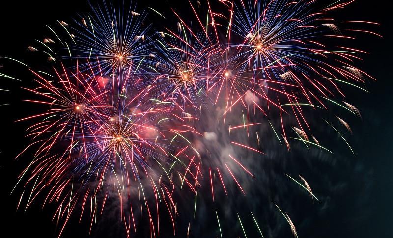 Fireworks - CC0 (Pixabay)