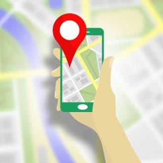 Google Maps and Navigation graffic - CC0 (Pixabay)