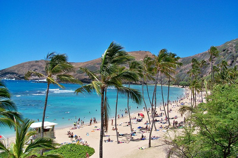 Hanauma Bay, Hawaii - CC0 (Pixabay)