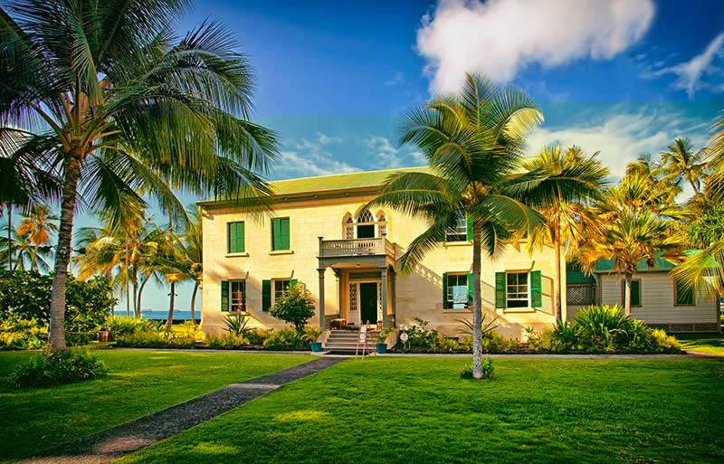 Hulihe'e Palace, Hawaii