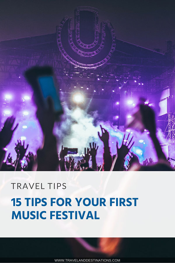 Pinterest - 15 Tips for Your First Music Festival