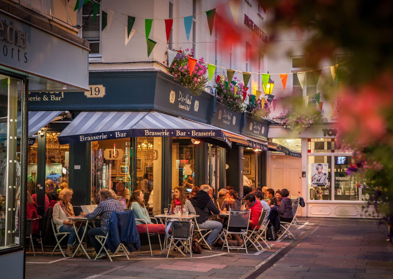 Restaurants in Guernsey
