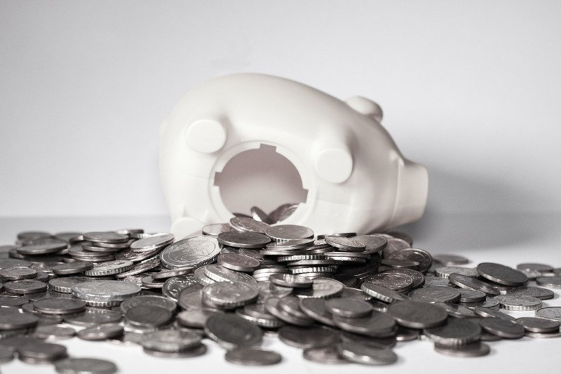 Saving money - Piggybank - CC0 (Pixabay)