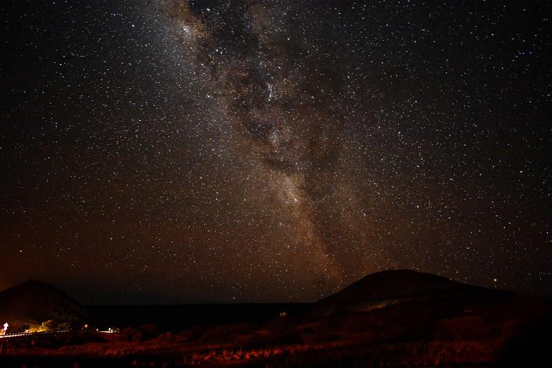 Stars at Maunakea - Photo by Matthew Hammond on Unsplash (CC0)