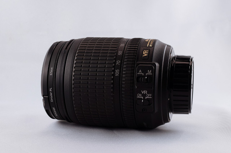 lens - manual and auto focus