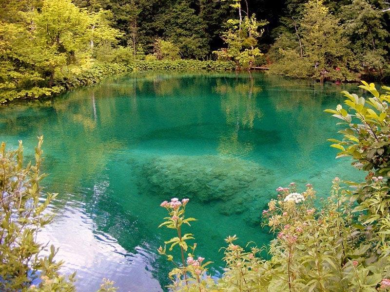 Plitvice Lakes National Park- CC0 (Pixabay)