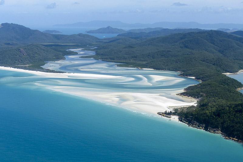 Whitsunday-Island, Australia - (CC0)