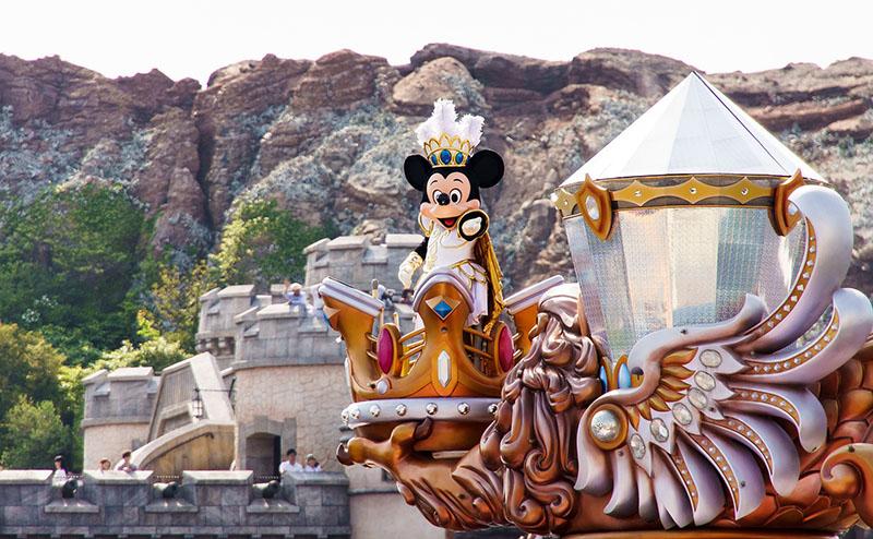 Disneyland, Tokyo