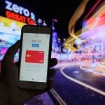 Monzo app and travel
