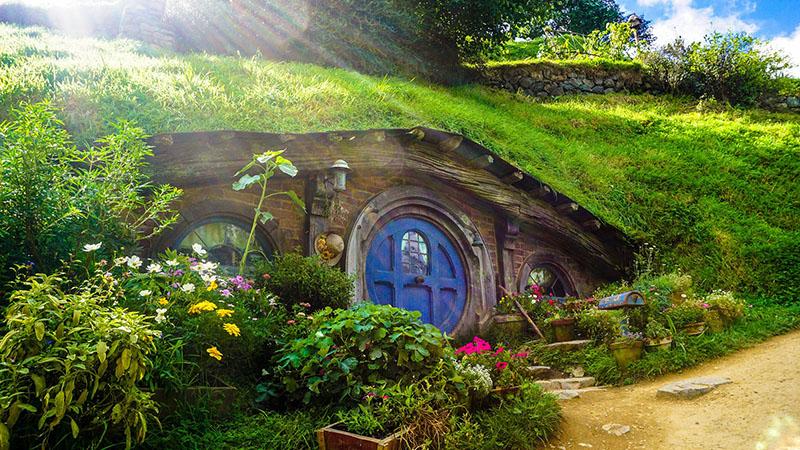 New Zealand (Hobbiton)