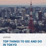 Top Things to See and Do in Tokyo