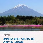Pinterest - Unmissable Spots to Visit in Japan