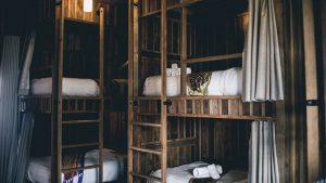 Dorm in a hostel - CC0
