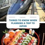 Things to Know When Planning a Trip to Japan