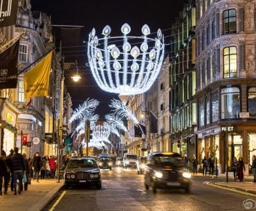 Christmas in London: The Best Places to See and Photograph the Lights – 2018