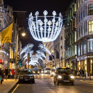 Christmas in London: The Best Places to See and Photograph the Lights