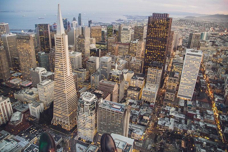 San Francisco skyline - CC0 (pixabay)