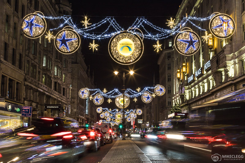 Strand - Northbank Christmas lights 2018