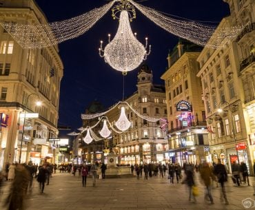 Christmas in Vienna: The Best Places to See and Photograph the Lights