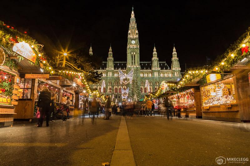 Vienna Christmas World at Rathausplatz