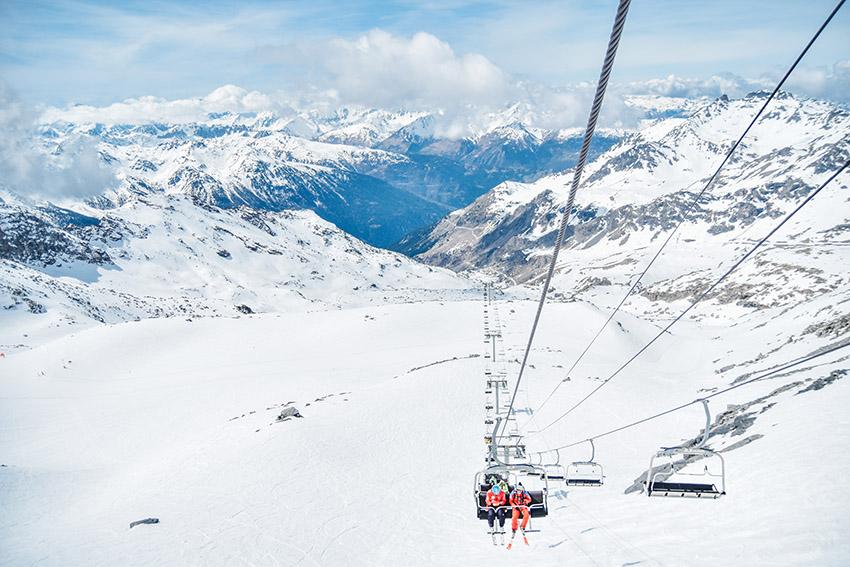 Ski Season Work: What Is It Like?