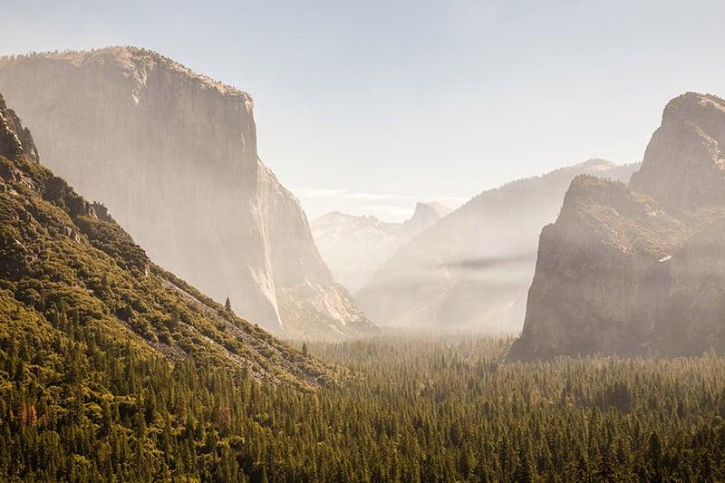 Yosemite National Park, USA - CC0