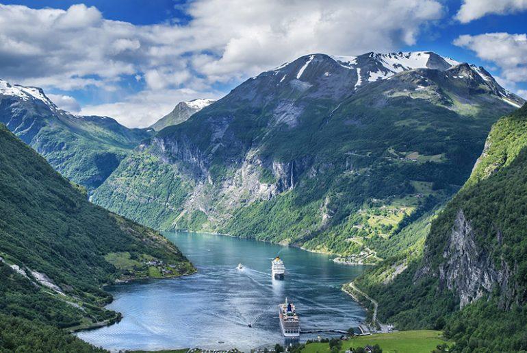 Norway landscape - CC0