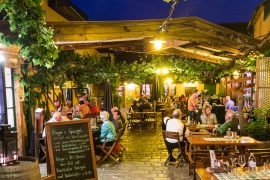 Places to eat in Vienna