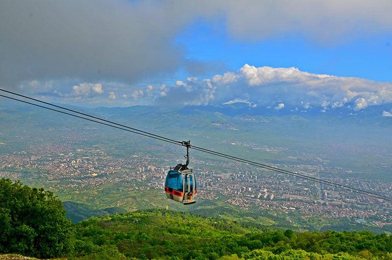 Vodno, Macédonien  Les 10 meilleurs endroits à visiter en Macédoine Vodno Macedonian